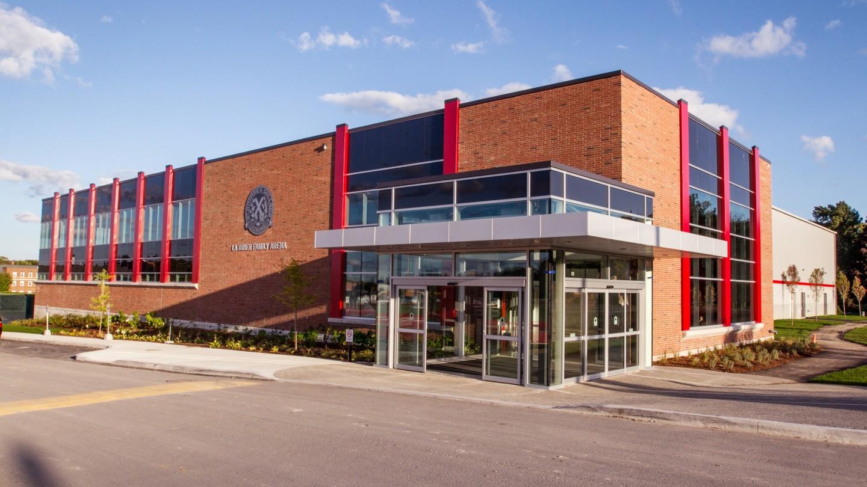 St. Andrew's College – La Brier Arena